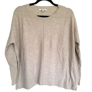 Madewell Northroad Pullover Sweater  Sz S